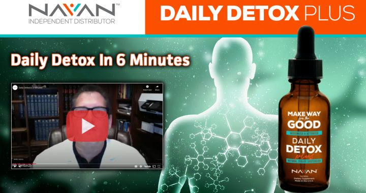 Daily Detox In 6 Minutes