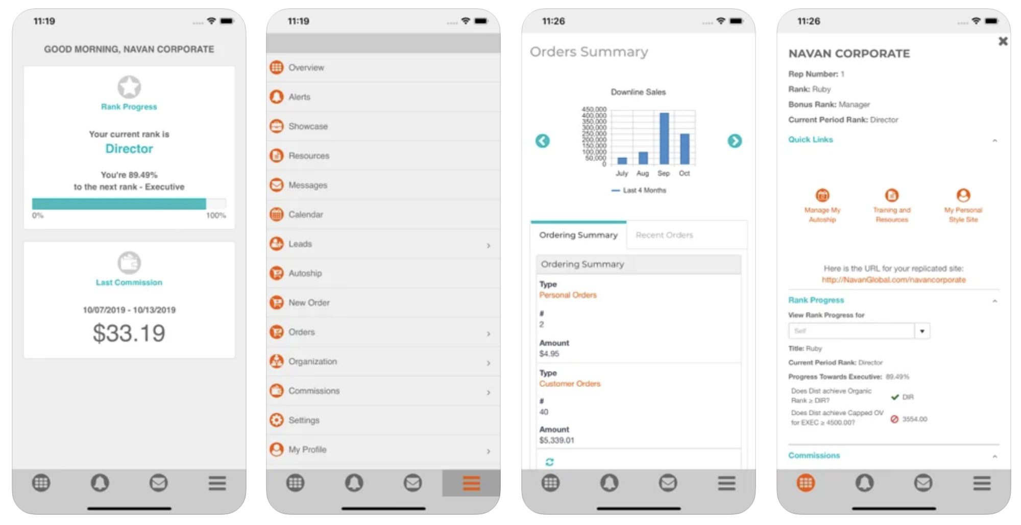 Navan Pro App