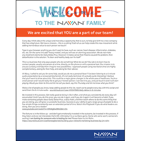 Welcome To The Navan Family